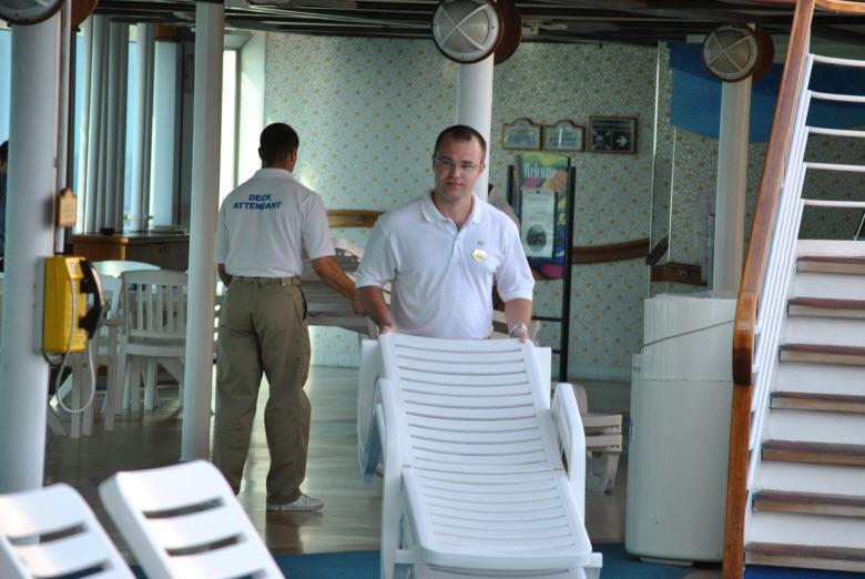Pezo Accommodation Attendant Princess Cruises Posao
